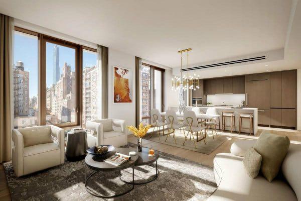 뉴욕에서 판매하는 아파트
