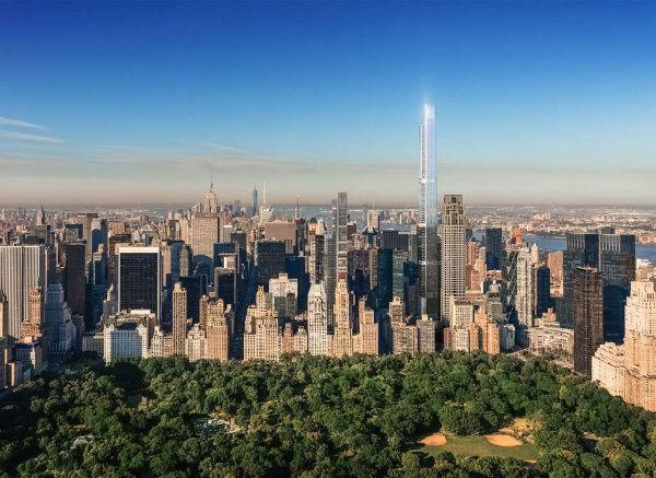 Central Park Tower 판매를위한 아파트