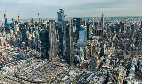 Commercial offices Hudson Yards