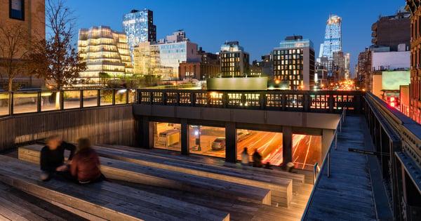 High Line Park NY