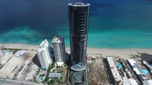 포르쉐 디자인 타워 마이애미