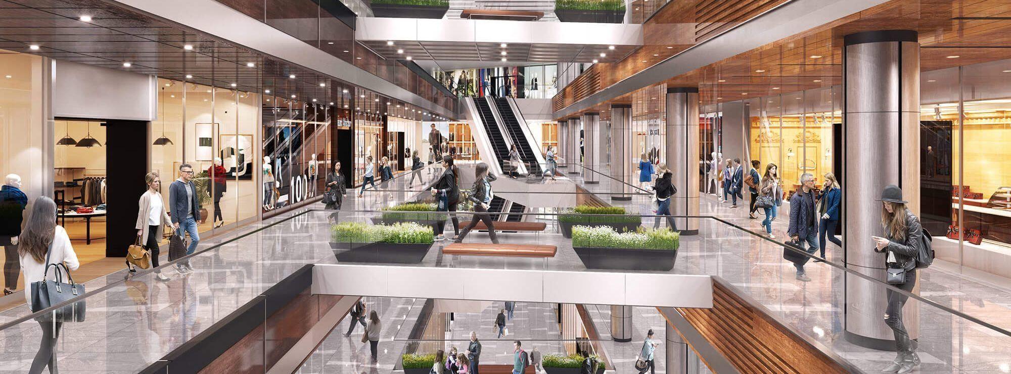 The Shops at Hudson Yards NYC