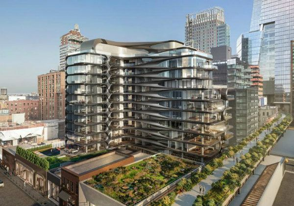 Zaha Hadid 520 West 28 Street - Hudson Yards Homes For Sale